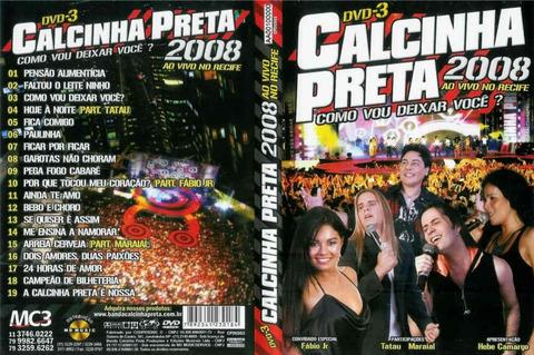 Calcinha Preta - DVD ab 19 songs