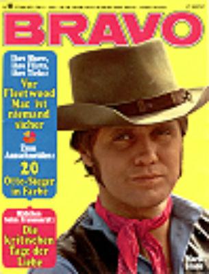 Bravo 1970-18 Mark Slade