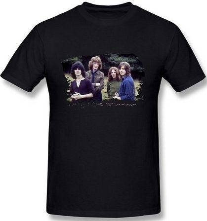 LANFENG Men's Badfinger Pete Ham T-shirt