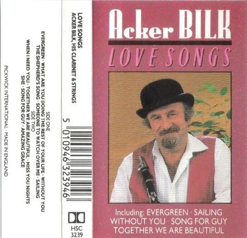Acker Bilk - Love Songs