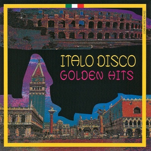 Sheena Ryder - Italo Disco Golden Hits (1994)