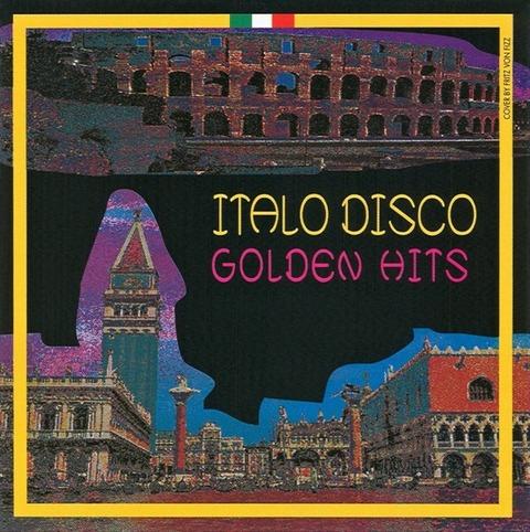 Sheena Ryder - Italo Disco Golden Hits (1994)