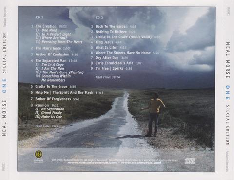 Neal Morse - RA021 b