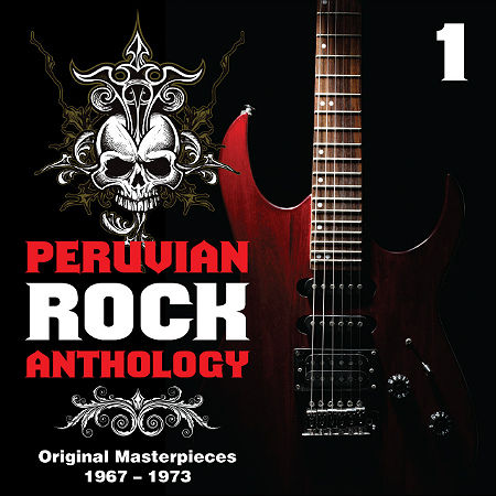 We All Together Peruvian Rock Anthology 1