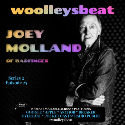 Chatting with Badfinger's Joey Molland