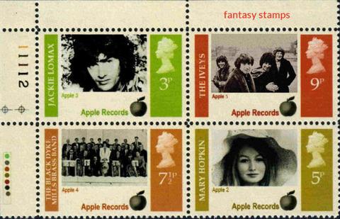 Fantasy Stamps