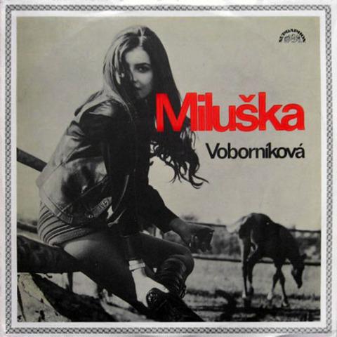 Miluše Voborníková - Miluška Voborníková (1972)