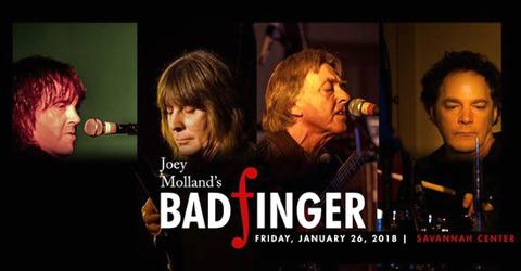 Joey Molland's Badfinger Savannah Center (Jan 26, 2018)