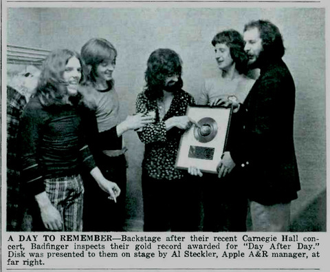 Cash Box 19720325 Badfinger