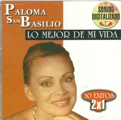 Paloma San Basilio - Lo mejor de mi vida