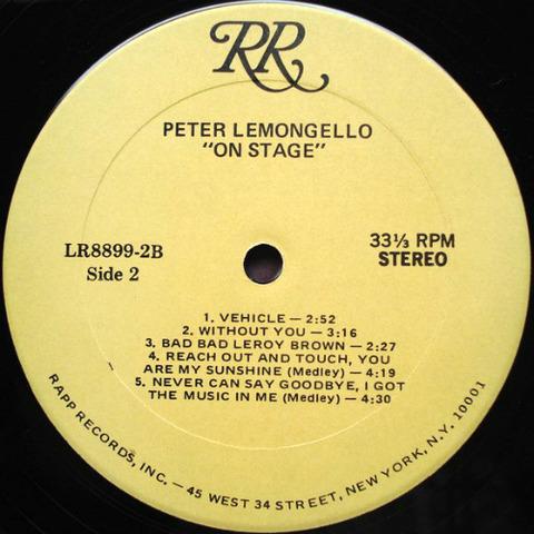Peter Lemongello Love '76 r4