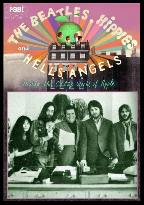 The Beatles, Hippies and Hells Angels dvd FaB