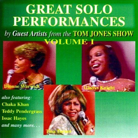 Gladys Knight - Various Guest Artists Tom Jones Show Vol 1 a