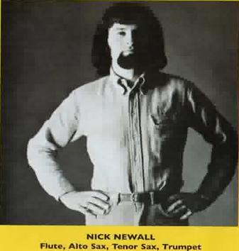 Nick Newall