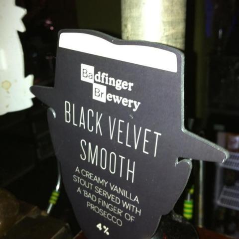 Badfinger Brewery - Black Velvet Smooth