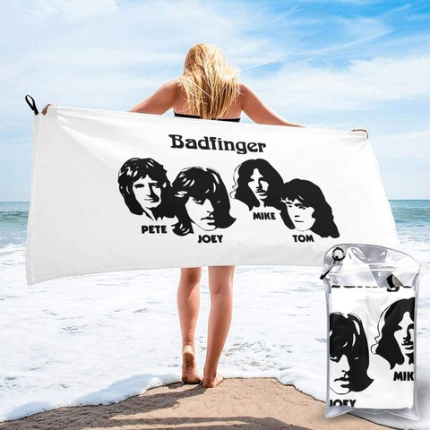 RXsXianR - Badfinger Bath Towel