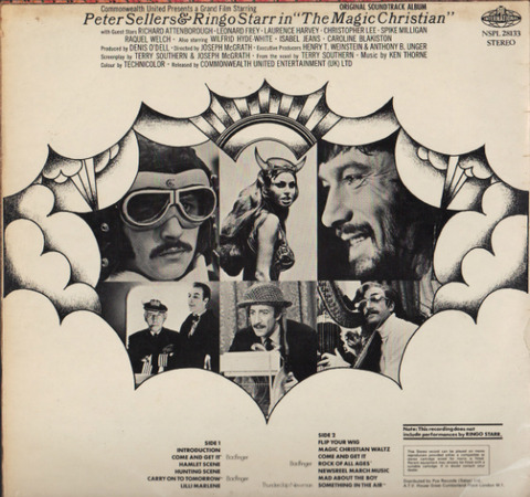 The Magic Christian OST NSPL 28133 back