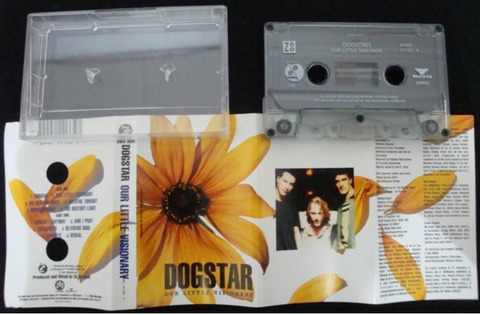 Dogstar - Our Little Visionary cass Indonesia -