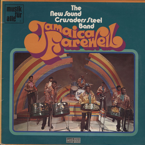 The New Sound Crusaders Steel Band - Jamaica Farewell