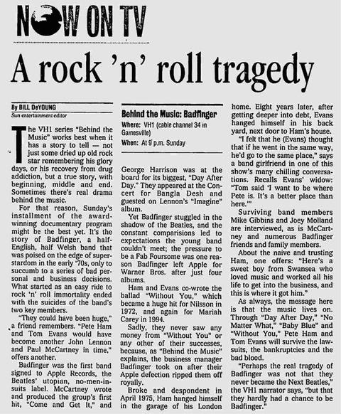 Gainesville Sun (Nov 3, 2000)