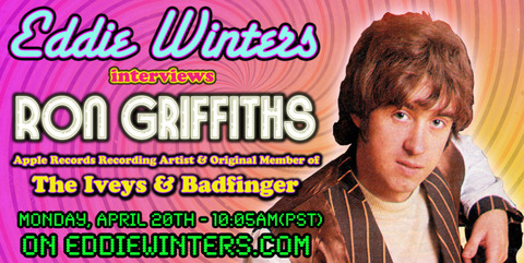 Ron Griffiths chats with Eddie Winters