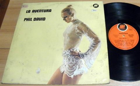 Phil David - La aventura (1972)