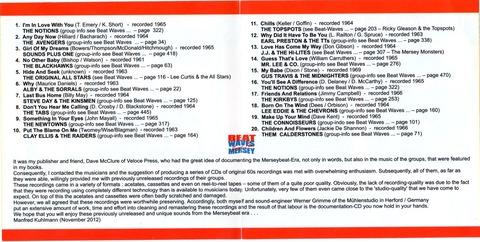 Manfred Kuhlmann's CD