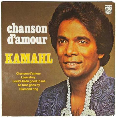 Kamahl - Chanson D'Amour 1975