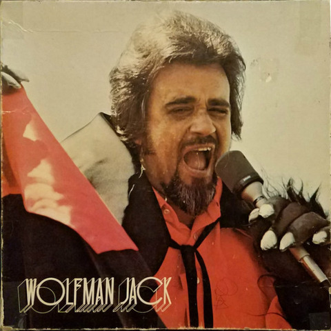 The United States Air Force presents Wolfman Jack Series #35