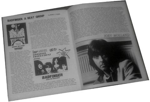 Good Day Sunshine #50 Summer 1989 Badfinger