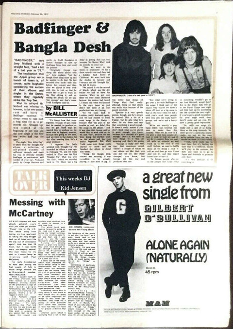 Record Mirror (February 26, 1972)