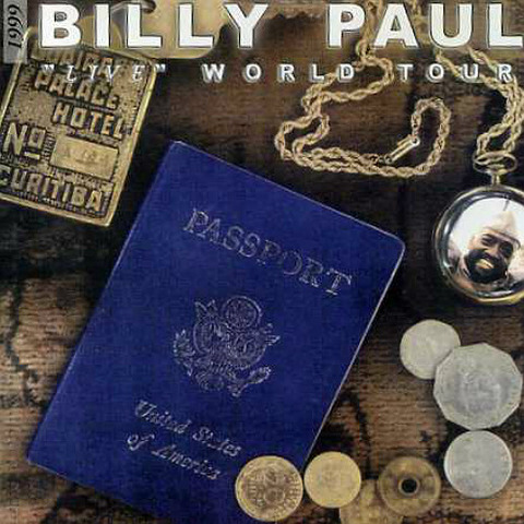 Billy Paul - Live World Tour 1999