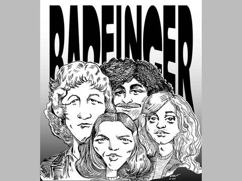 Mike Barnett - badfinger
