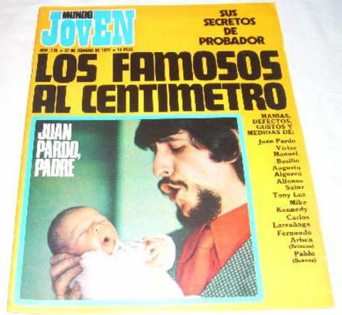 Mundo Joven #126 (Feb 1971) cover