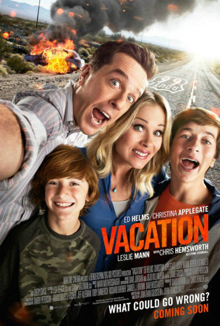 Vacation coming soon
