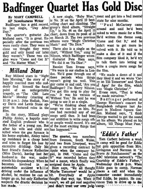 Post Herald And Register (April 22, 1972 ab)
