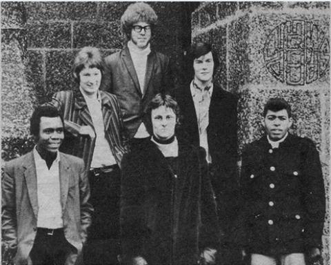 The Crawdads 1967