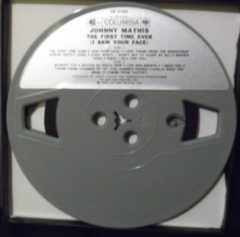 Johnny Mathis - CR 31342 r