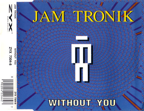 Jam Tronik - ZYX 7304-8 (1994)