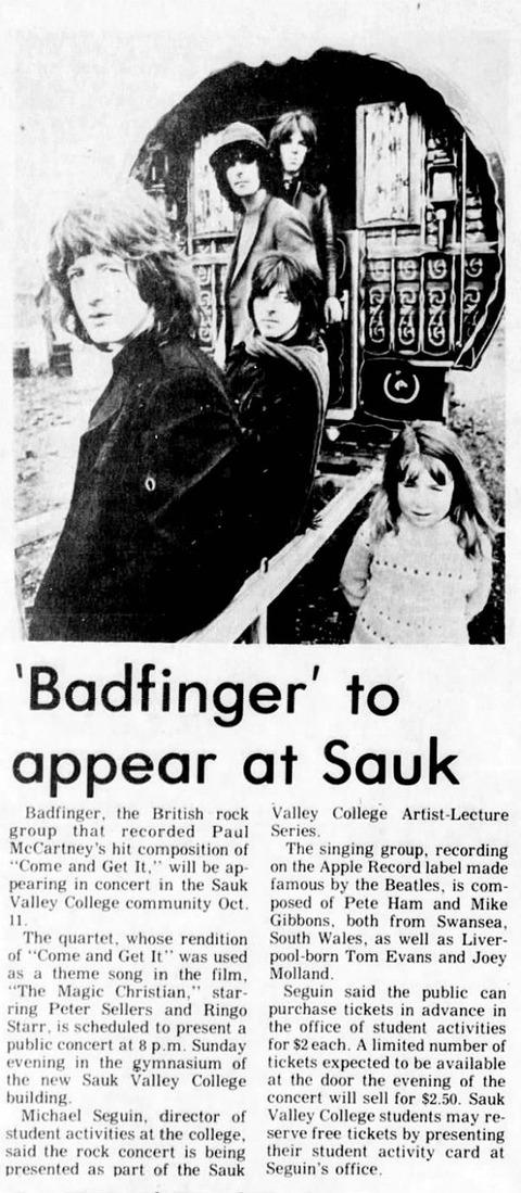 Dixon Evening Telegraph Sep 29 1970