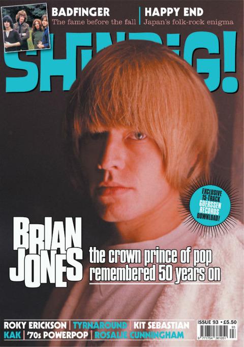 Shindig #93 cover
