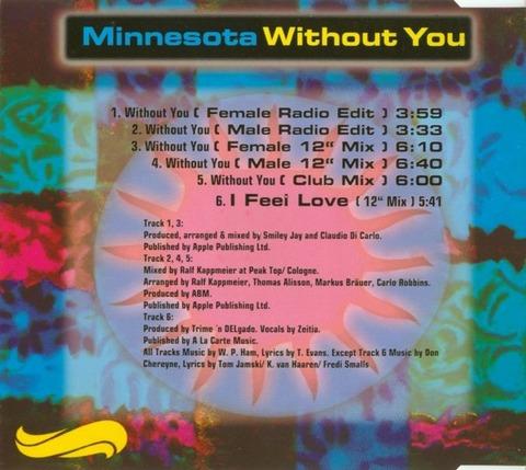 Minnesota - 74321 20506 2 back