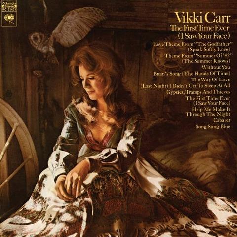 Vikki Carr - KC 31453 CD