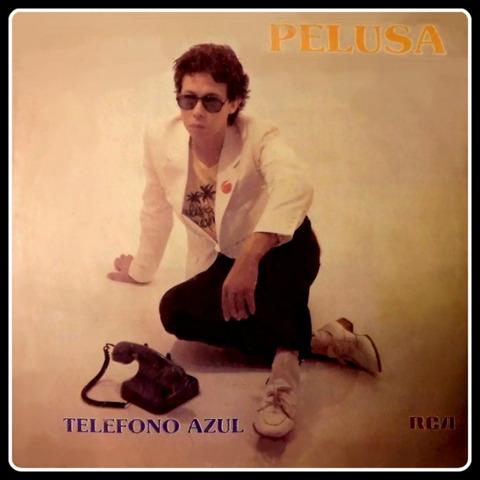 Pelusa - Teléfono azul LP