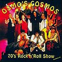 Osmo's Cosmos CD