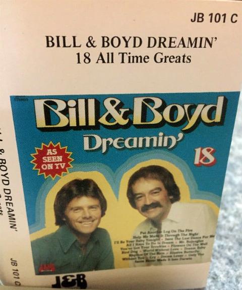 Bill & Boyd - cass a