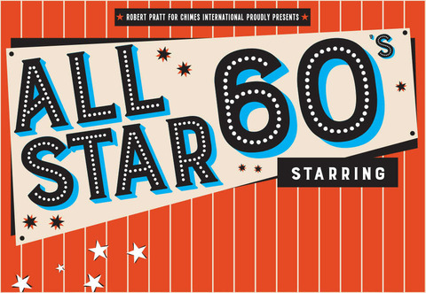 All Stars 60's starring