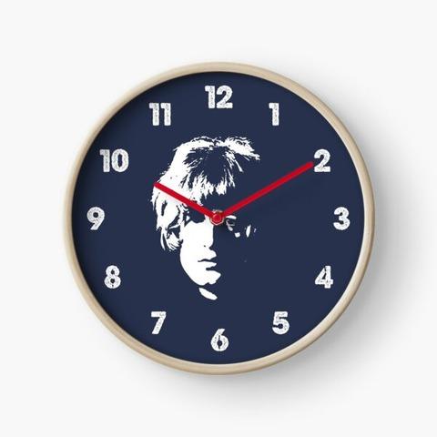 Tribute to Pete Ham Clock