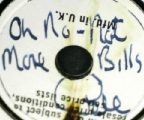 Iveys fully signed single Apple 5 p
