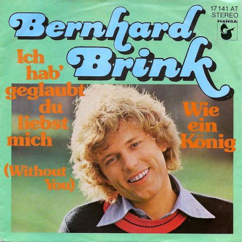 Bernhard Brink - single a